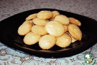 Рецепт: Взбитое печенье Монетки