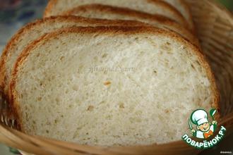 Рецепт: Хлеб на кефире