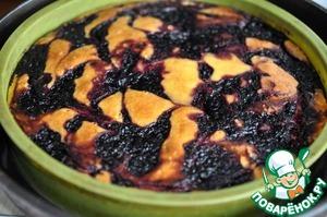 Чизкейк с жимолостью – кулинарный рецепт