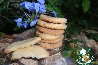 Рецепт: Голландское карамельное печенье