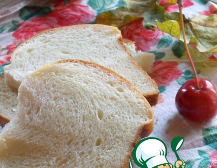 Рецепт: Молочные булочки Хоккайдо