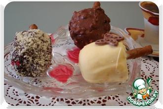 Рецепт: Десерт Эскимо