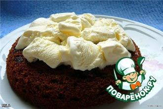 Рецепт: Быстрый пирог ( Очень, очень вкусный!)
