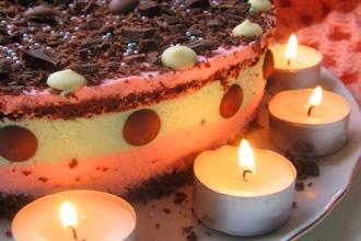Рецепт: Торт творожный В поисках совершенства