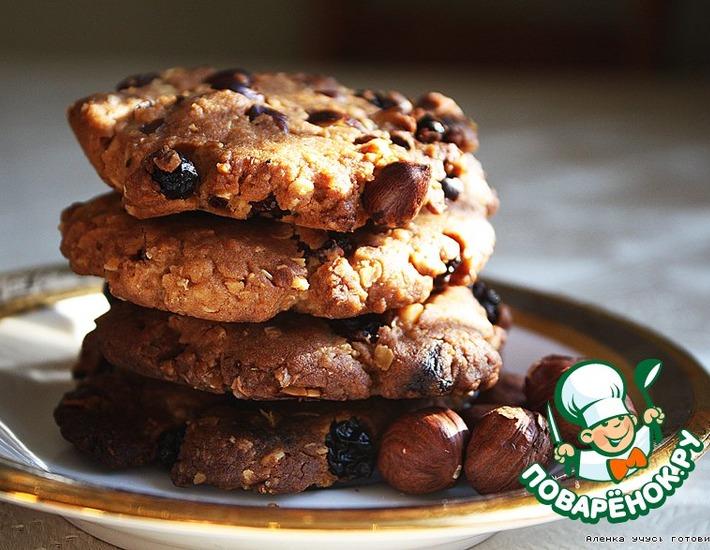 Рецепт: Печенье Волкерс