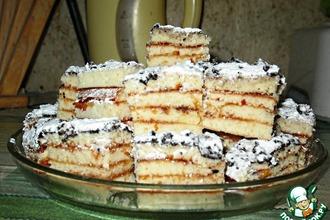 Рецепт: Печенье Союзное