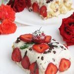 Десерт Творожный лентяй