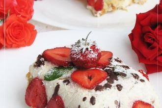 Рецепт: Десерт Творожный лентяй
