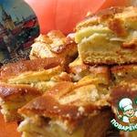 Эстонский пирог Яблочные пирожные