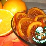 Карамелизованный апельсин