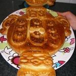 Фигурные пироги