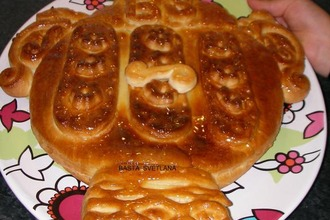 Рецепт: Фигурные пироги