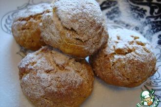 Рецепт: Печенье Тыквики