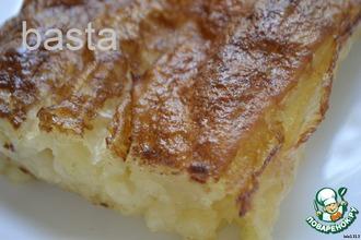 Рецепт: Тряпочный пирог