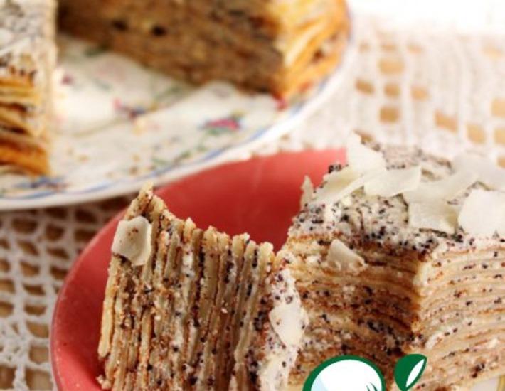 Рецепт: Торт Емеля