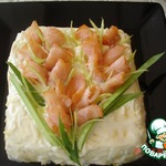 Салат Рыбный за 15 минут