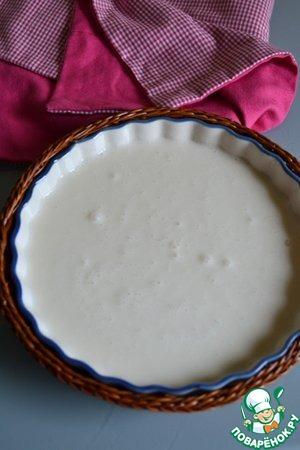 Мороженое из маскарпоне с клубникой