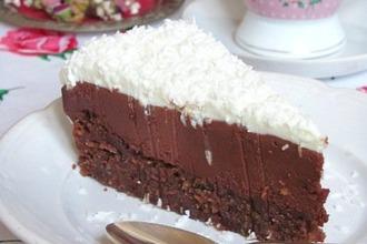 """Рецепт: Торт """"Шоколадный плен"""""""