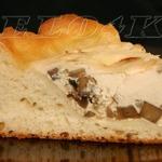 """Пирог """"Сырно-грибное удовольствие"""" – кулинарный рецепт"""