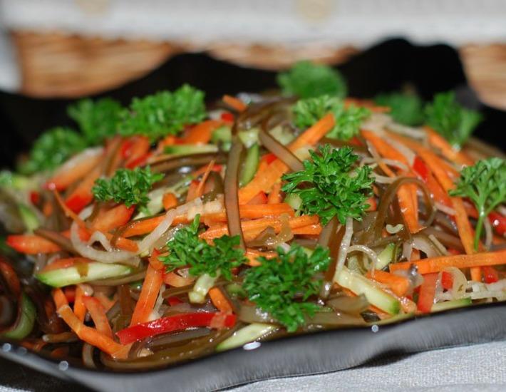 салат восток рецепт с фото