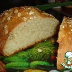 Английский овсяный хлеб