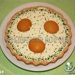 Сладкий пирог Яичница