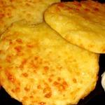 Кукурузные лепешки с сыром