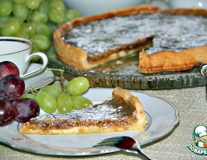 Рецепт: Швейцарский сахарный пирог