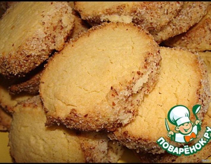 "Рецепт: Мини-коржики ""Friesenkekse""  - Германские кексы"