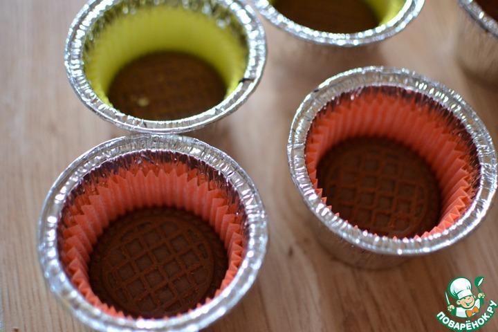 Мини-чизкейки для детского праздника