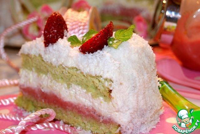 Летний торт