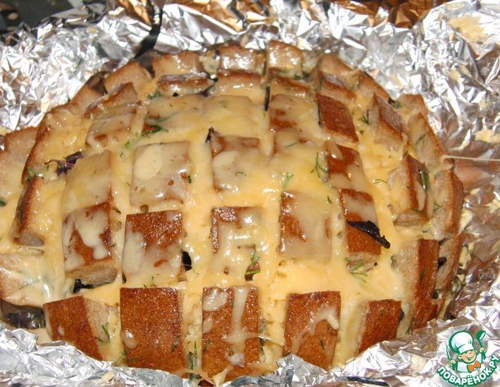 Рецепт: Хлеб Закусочный