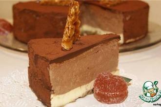 Рецепт: Торт Афины