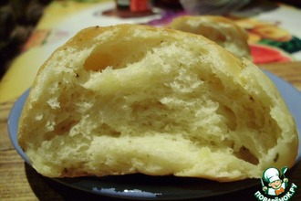 Рецепт: Тесто картофельное