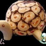 Торт Морская черепашка