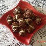 Шоколадное печенье Поцелуйчики