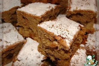 Рецепт: Венгерский пирог к чаю