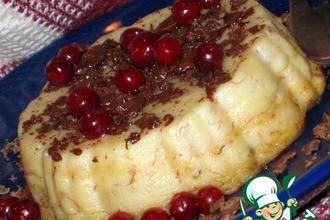 Рецепт: Банановый десерт Сон на яву