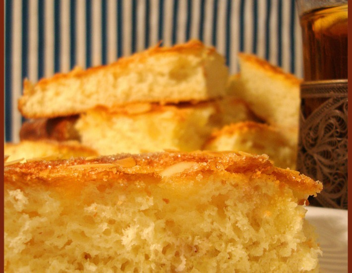 Рецепт: Масляный пирог