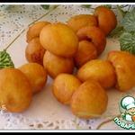 Пончики Сладкие грибочки