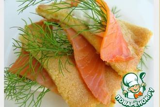 Рецепт: Блин в духовке по-фински