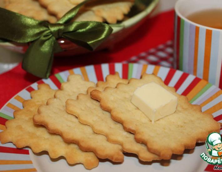 Рецепт: Печенье Пети бёр