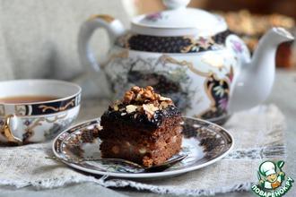 Рецепт: Пирожное Пухленькая монашка