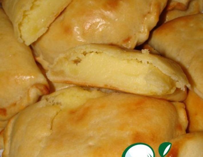 Рецепт: Картофельные шанежки