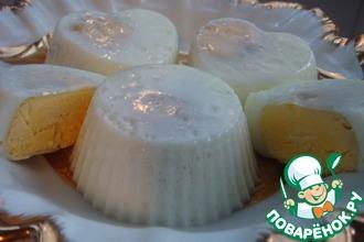 Рецепт: Паровые яичные кексы