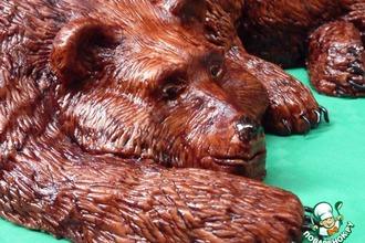 Рецепт: Торт Медведь
