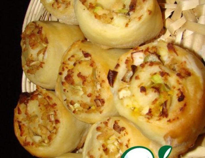 Рецепт: Ленивые пирожки