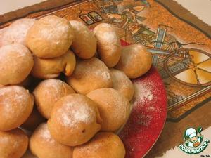 """Рецепт Арабское печенье """"Сладкий плен"""""""