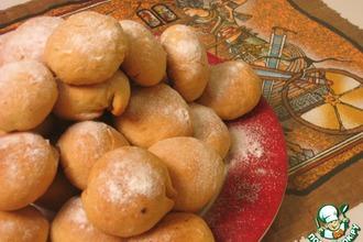 Рецепт: Арабское печенье Сладкий плен