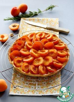 Рецепт Абрикосовый тарт